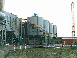 torbed gas scrubbers